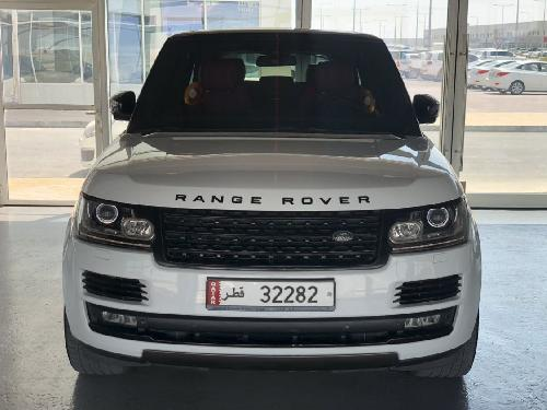 Land Rover Range Vogue SE SuperCharged 2015