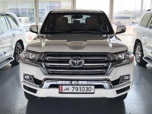 Toyota Land Cruiser GX.R 2017