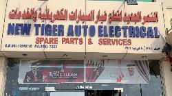 النمر الجديد لكهرباء السيارات