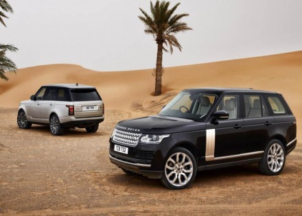 Rover Range Rover 4x4 (2013) Expert Review
