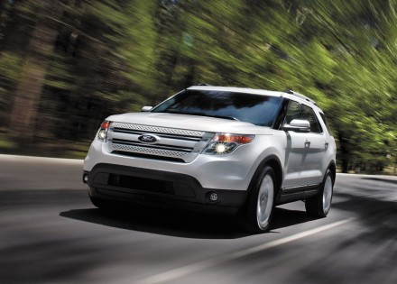 Ford Explorer (2014) expert review