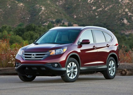 Honda CR-V (2013) Expert Review