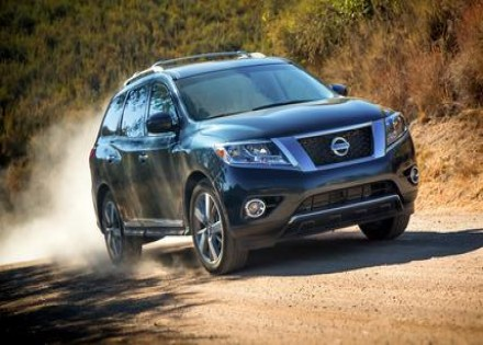 NISSAN Pathfinder 4x4 (2013) Expert Review