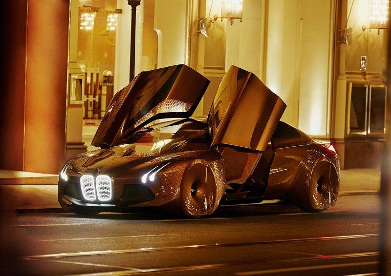 Watch 5 Futuristic Dream Cars Q Motor