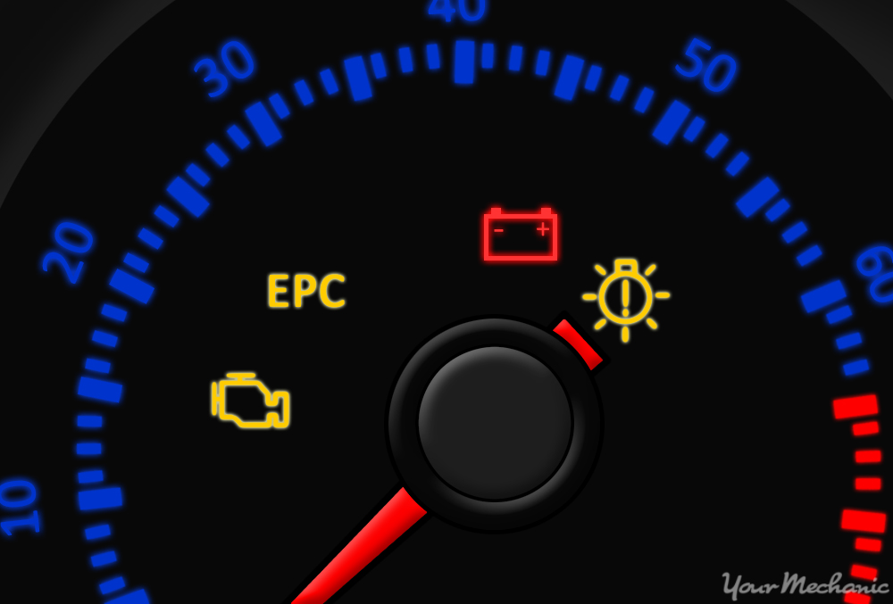 What Does Epc Warning Light Mean Amp How Do You Fix It Q
