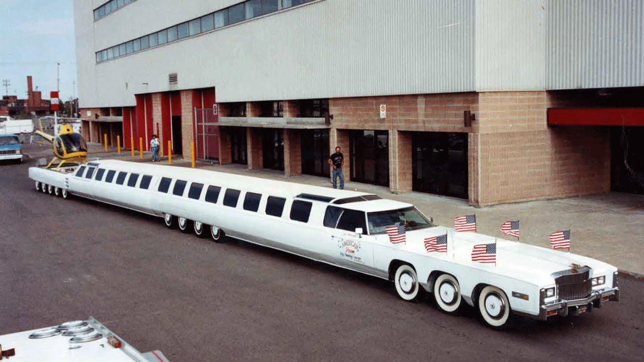 longest limousine