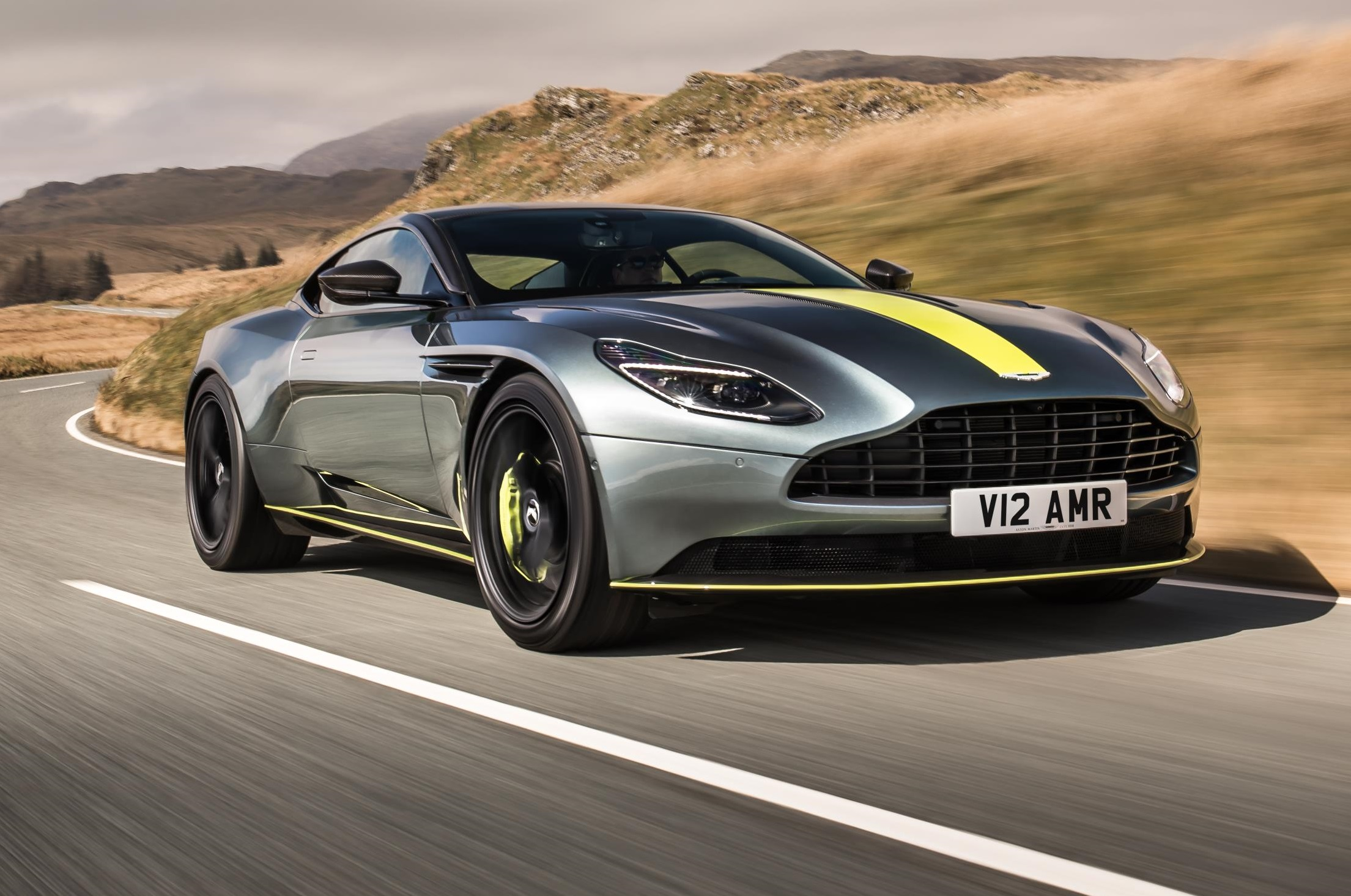 watch: aston martin db11 amr: prices & specifications | q motor