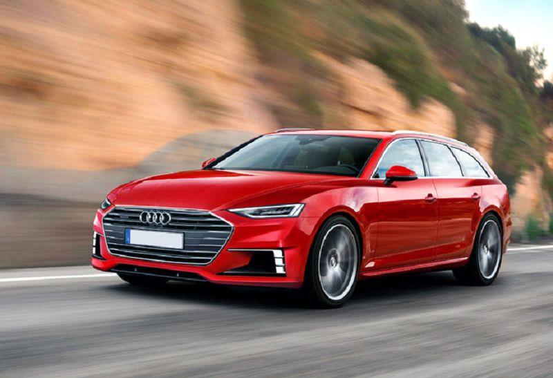 Audi A6 2019 Debuts Q Motor