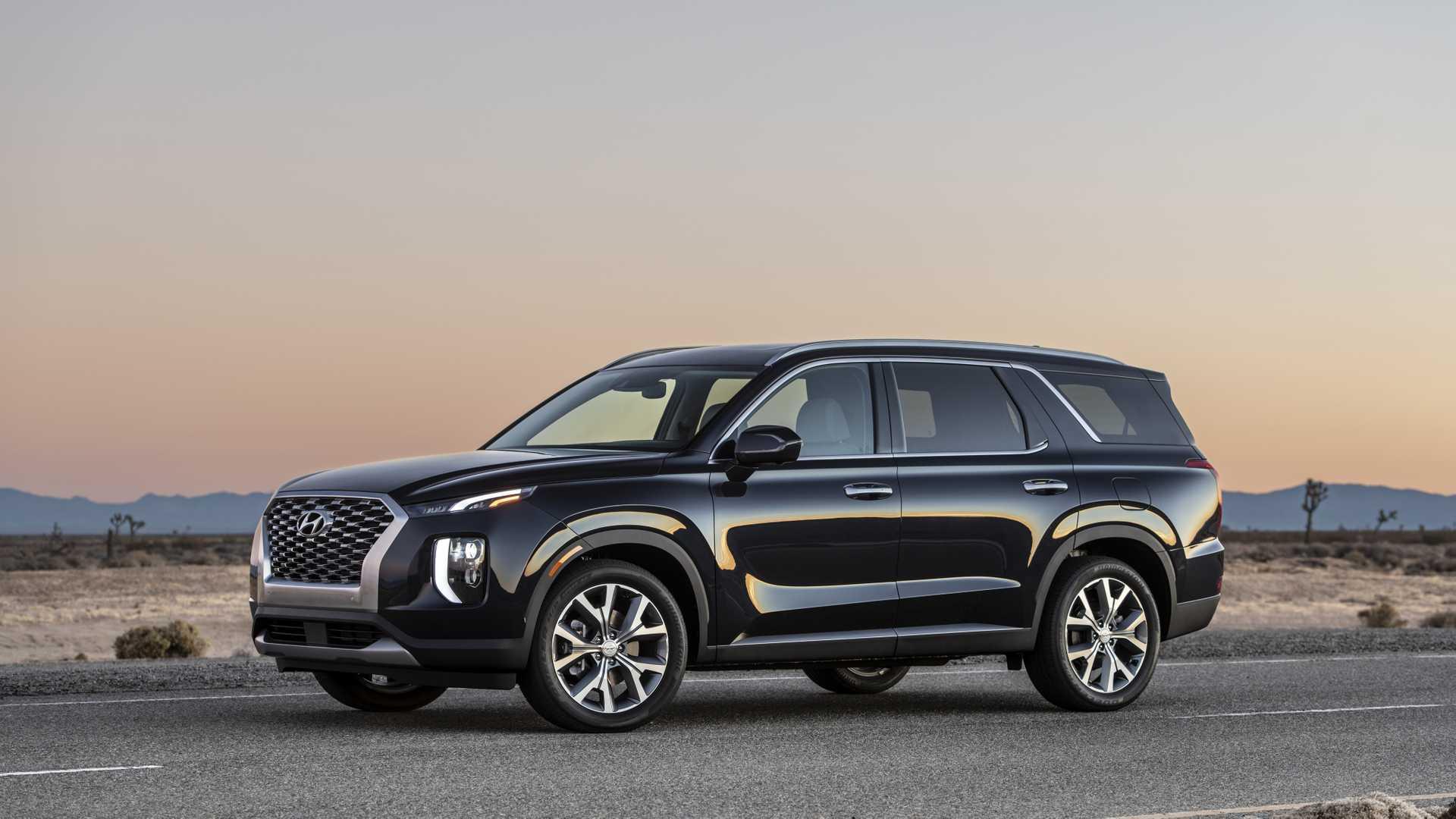 Watch Hyundai S Most Luxurious Vehicle Palisade 2020 Q Motor