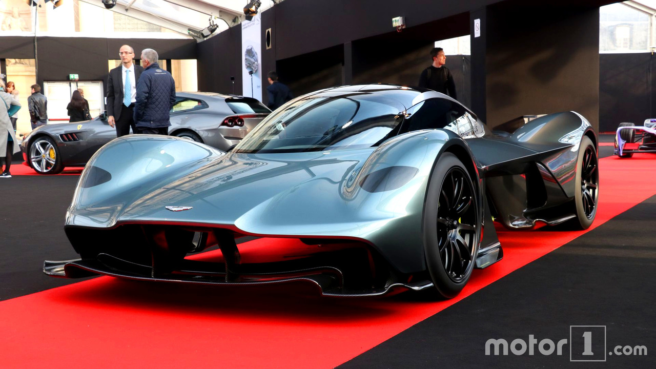 In Photos Aston Martin Red Bull Am Rb 001 Q Motor