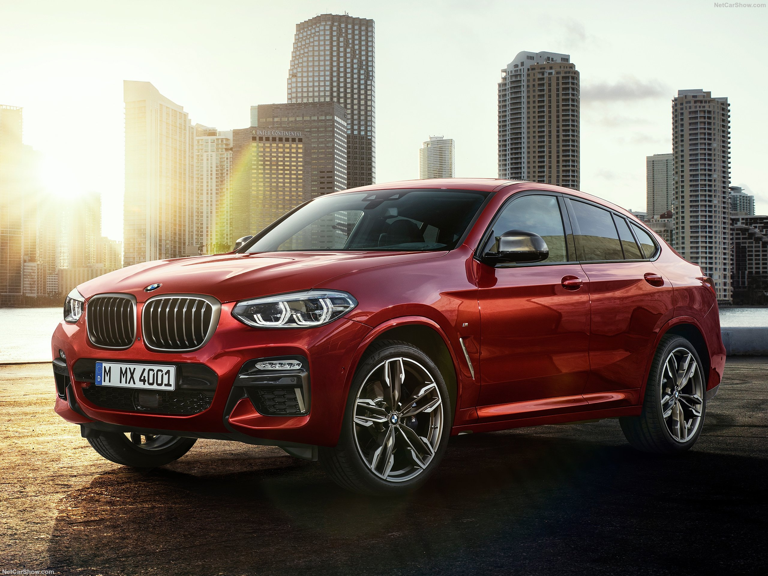 Bmw X4 2019 Finally Unveiled With Full Details Q Motor