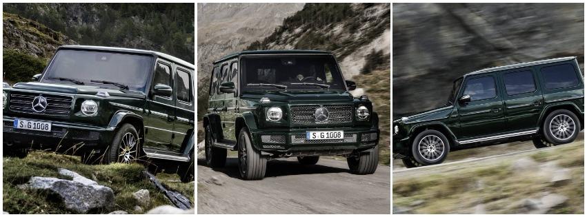 Finally … Mercedes G-Class is out | Q Motor
