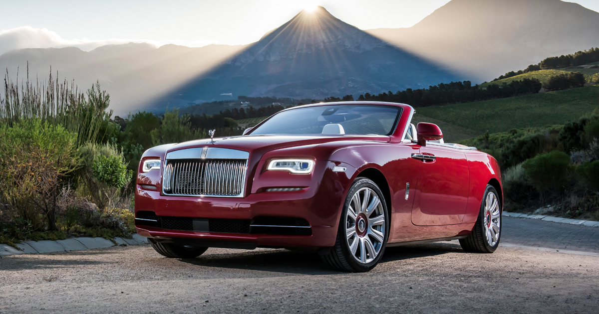 RollsRoyce We have no competitors in the car industry Do you