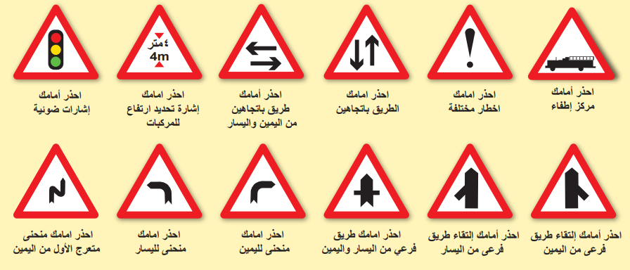 Warning Signs in Qatar 2018 | Q Motor