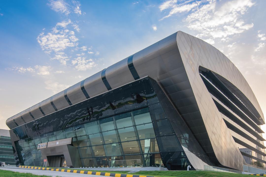 Abdullah Abdulghani & Bros Company astonish visitors to the