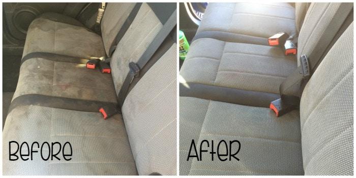 كيف تنظف مقاعد سيارتك بكفاءة أكثر من خدمات التنظيف الجاهزة كيو موتر