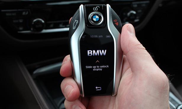 Watch Outstanding Car Keys Amazed Everyone Q Motor