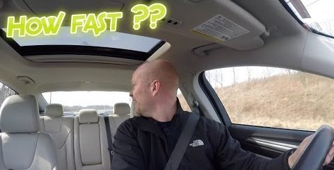 Video Find Out The Maximum Speed Of A Car In Reverse Q Motor